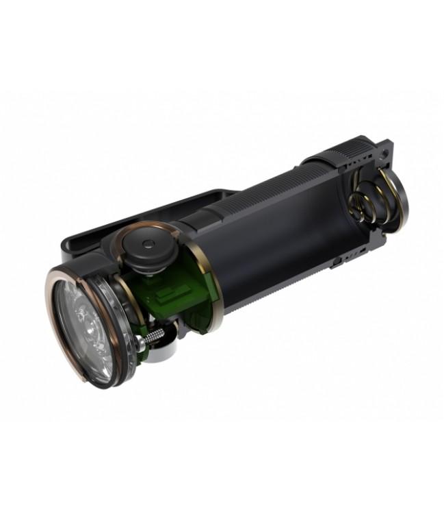 Fenix E18R įkraunamas LED žibintuvėlis