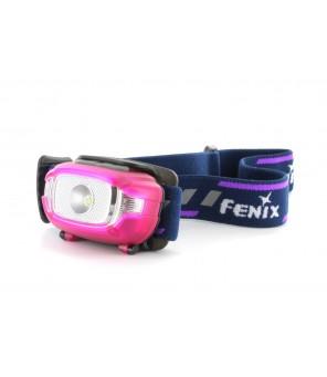 FENIX HL15 žibintuvėlis bėgimui, rožinis