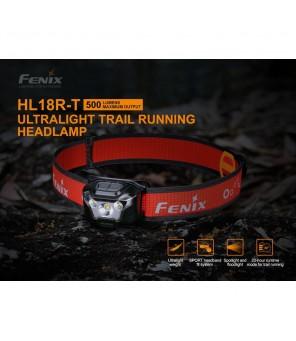 Fenix HL18R-T žibintuvėlis bėgimui