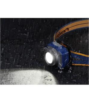 Fenix HL40R LED pakraunamas žibintuvėlis, juodas