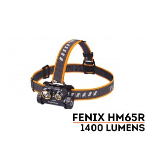 FENIX HM65R žibintuvėlis