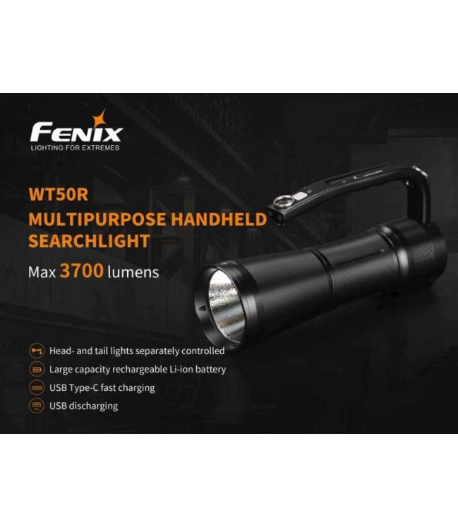 Fenix WT50R prožektorius