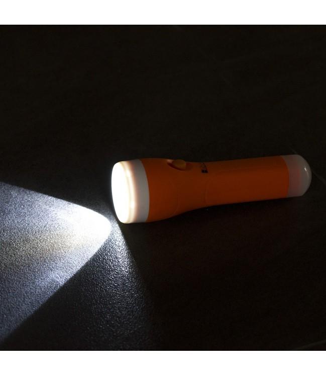 Įkraunamas LED XP-E + LED LIBOX žibintuvėlis