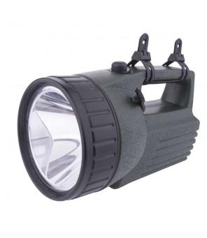 Įkraunamas žibintas 10W LED