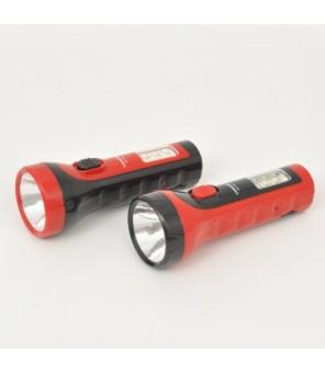 Žibintuvėlis įkraunamas iš rozetės 5+6 SMD LED