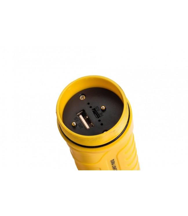 Įkraunamas žibintuvėlis Mactronic Dura Light 2.3