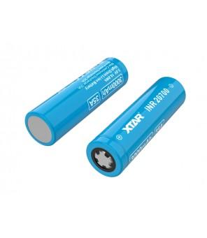 INR 20700 3000mAh 35A XTAR baterija