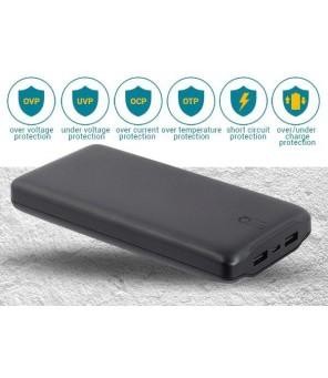 Išorinė baterija everActive EB-20K 20000mAh