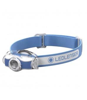 LED Lenser MH3 žibintuvėlis, mėlynas