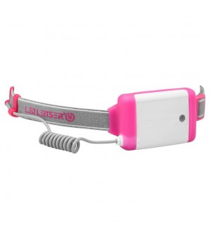 Ledlenser Neo LED žibintuvėlis, rožinis