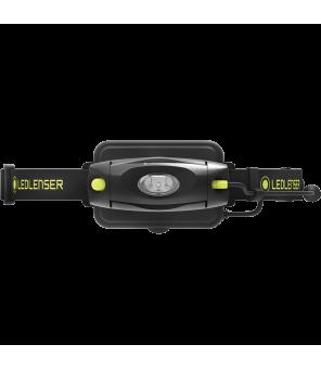 Led Lenser NEO6R galvos žibintuvėlis (juodas)