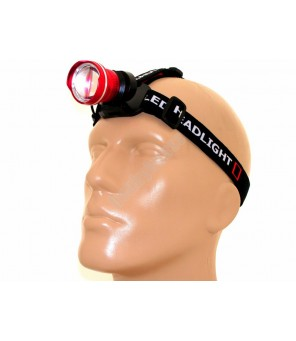 LED prožektorius ant galvos LED CREE 6W
