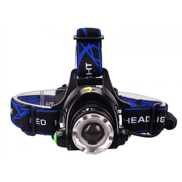 LED prožektorius ant galvos ZOOM T6