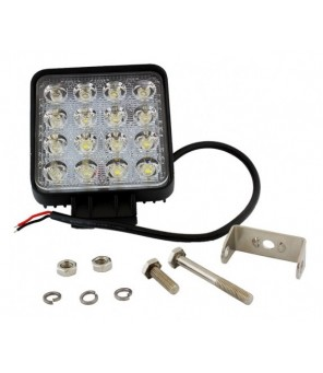 LED žibintas 12V 48W 16 LED