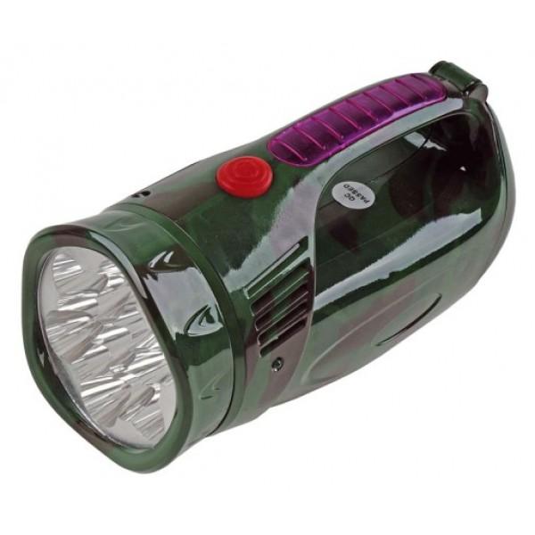 Daugiafunkcis LED žibintas