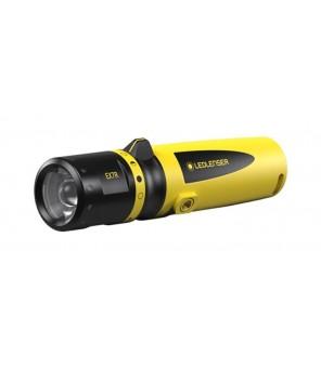 Ledlenser EX7R ATEX pakraunamas LED žibintuvėlis 1/21 zonos