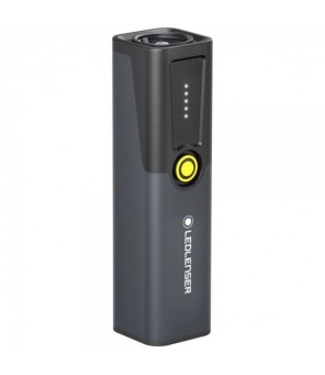 Ledlenser iW3R žibintuvėlis 320 ir 4000mAh Power Bank'as