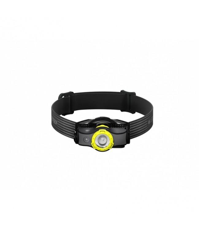 LedLenser MH5 NEW juoda-geltona žibintuvėlis
