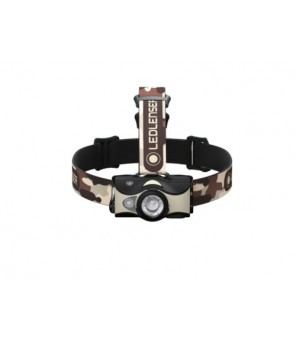 LED Lenser MH8 LED žibintas, kamufliažinis