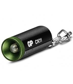 Mini žibintuvėlis raktų pakabukas CK11
