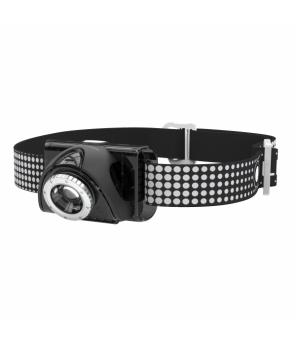 Led Lenser SEO5R žibintuvėlis, juodas