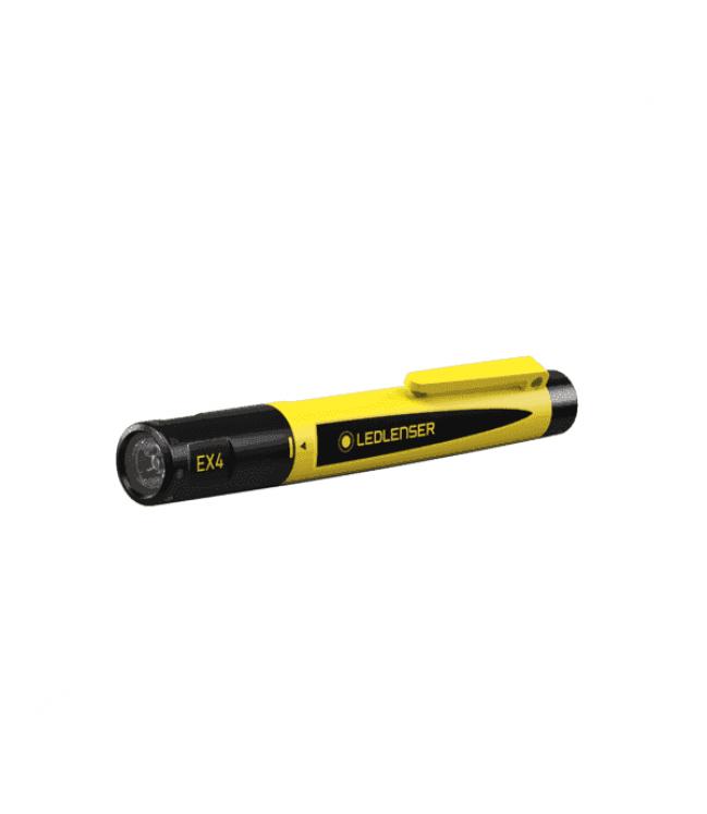 Ledlenser EX4 ATEX LED Zone 0/20 žibintuvėlis