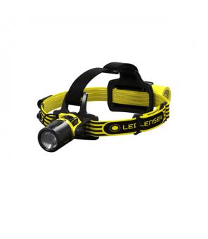 Pakraunamas Atex žibintuvėlis ant galvos LED Lenser EXH8R Zone 1/21
