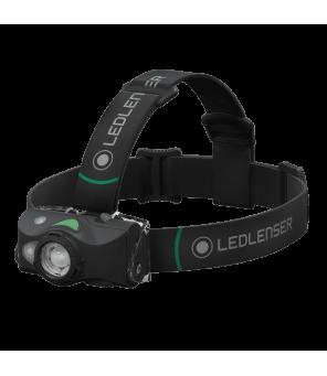 LED Lenser MH8 LED žibintas - juodas