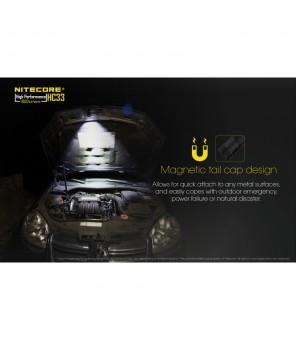 Nitecore HC33 žibintuvėlis
