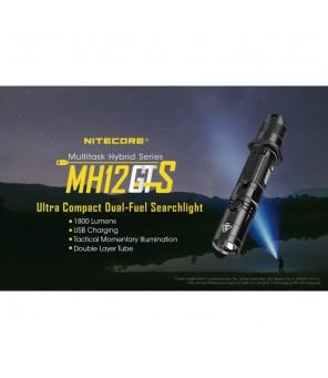 Nitecore MH12GTS žibintuvėlis