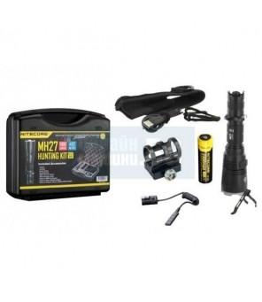 Nitecore MH27 Hunting Kit rinkinys