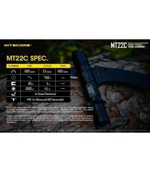 Nitecore MT22C žibintuvėlis