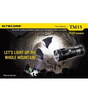 Nitecore TM15 žibintuvėlis