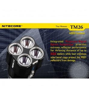 NITECORE TM26 žibintuvėlis