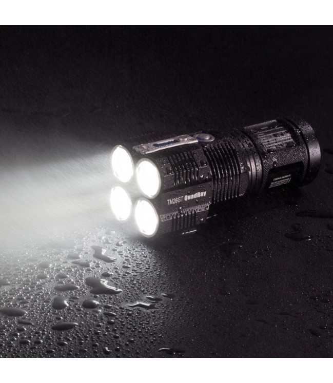 Nitecore TM26GT LED žibintuvėlis