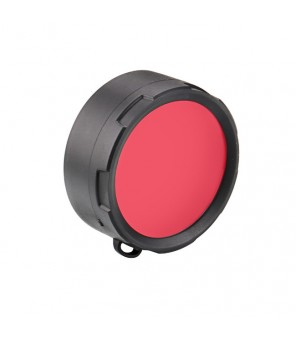 Olight M3X prožektoriaus filtras FSR51-R raudonas