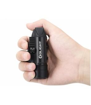 Olight PL-PRO Valkyrie žibintuvėlis ant pistoleto