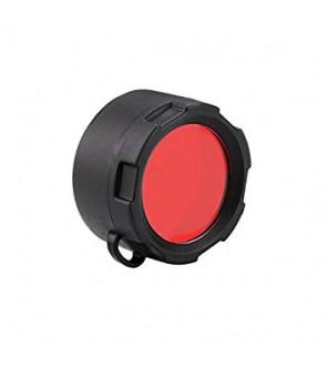 Olight FM21-R prožektoriaus filtras raudonas