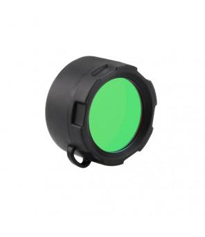 Olight FM21-G prožektoriaus filtras (žalias)