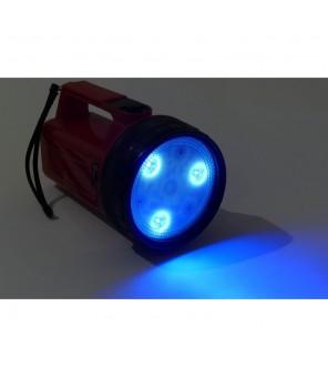 Pakraunamas ultravioletinis UV prožektorius 9W