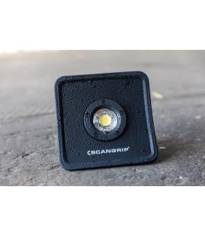 Pakraunamas žibintas COB LED 1500lm su magnetu
