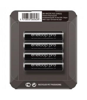 Panasonic Eneloop Pro AAA 930mAh Ni-MH pakraunamos baterijos