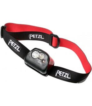 Petzl Actik Core 450lm žibintuvėlis, juodai raudonas