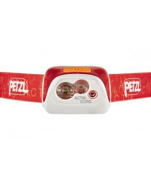 PETZL Actik CORE žibintuvėlis, raudonas