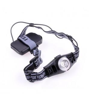 Prožektorius žibintuvėlis ant galvos 3W LED