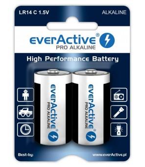 EverActive LR14 C Pro Alkaline baterija