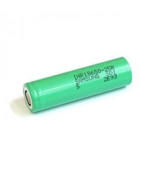 Samsung INR18650-25R 18650  2500mAh 20A akumuliatorius