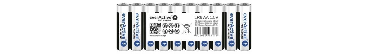AA baterijos R6, LR6