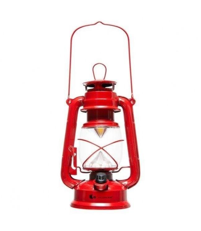 Stovyklavimo žibintas Falcon Eye RETRO II FCL0023, raudonas