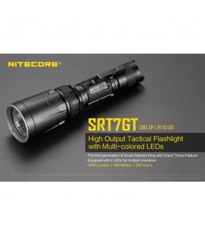 Nitecore SRT7GT žibintuvėlis